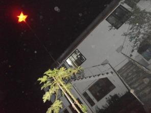 ...stars outside.
