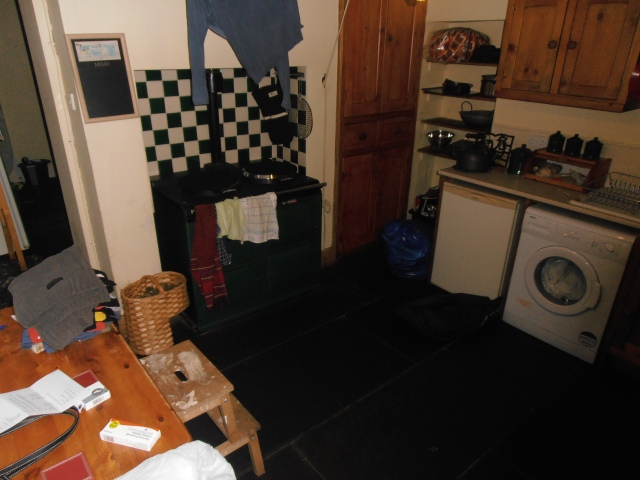 The kitchen of our dreams (the fuel bills of our nightmares...)