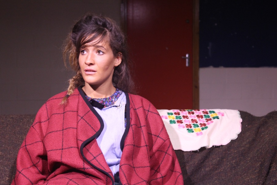 Sandie Soraiya as Tania (Photo: Dominic Waldron)